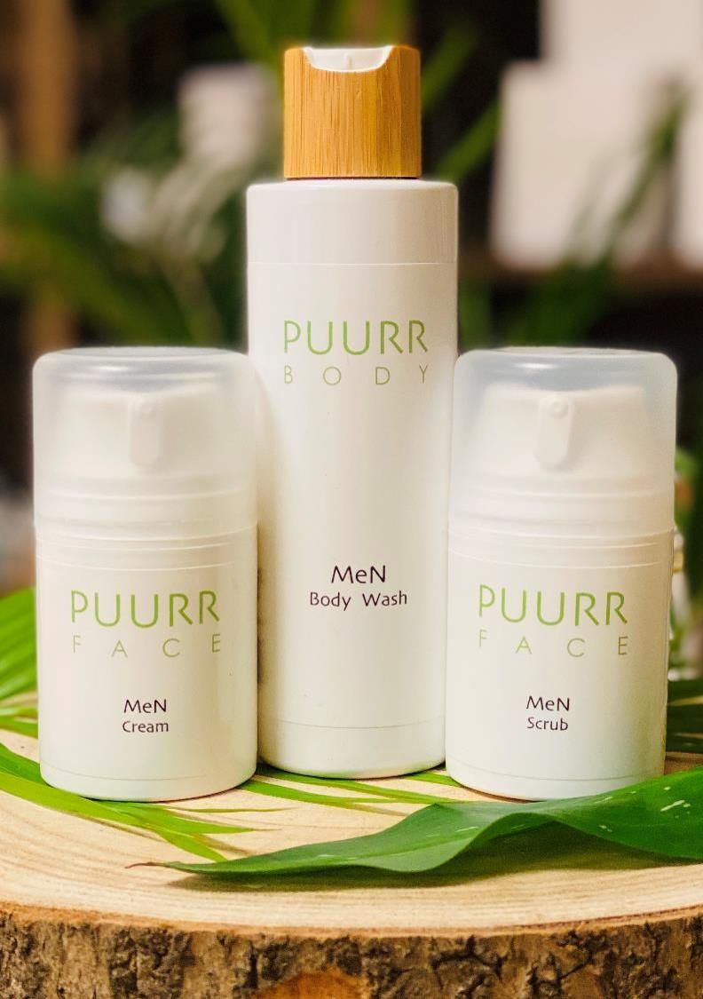 PUURR Skin Care MeN